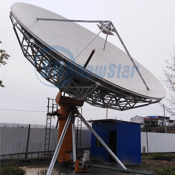 9m Cassegrain Satellite Communication Antenna